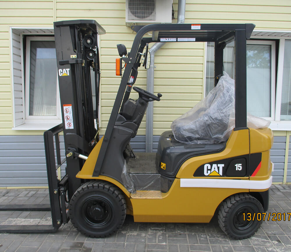 Caterpillar DP15NT