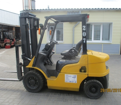 Caterpillar DP20СNT
